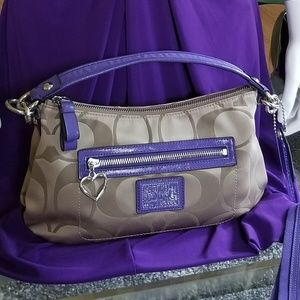 New! Cute COACH Purse